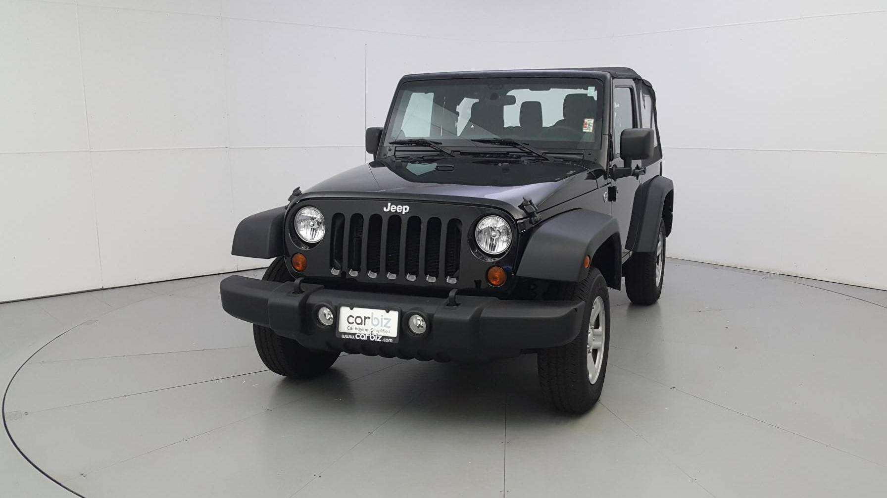 Certified Pre-Owned 2013 Jeep Wrangler Sport
