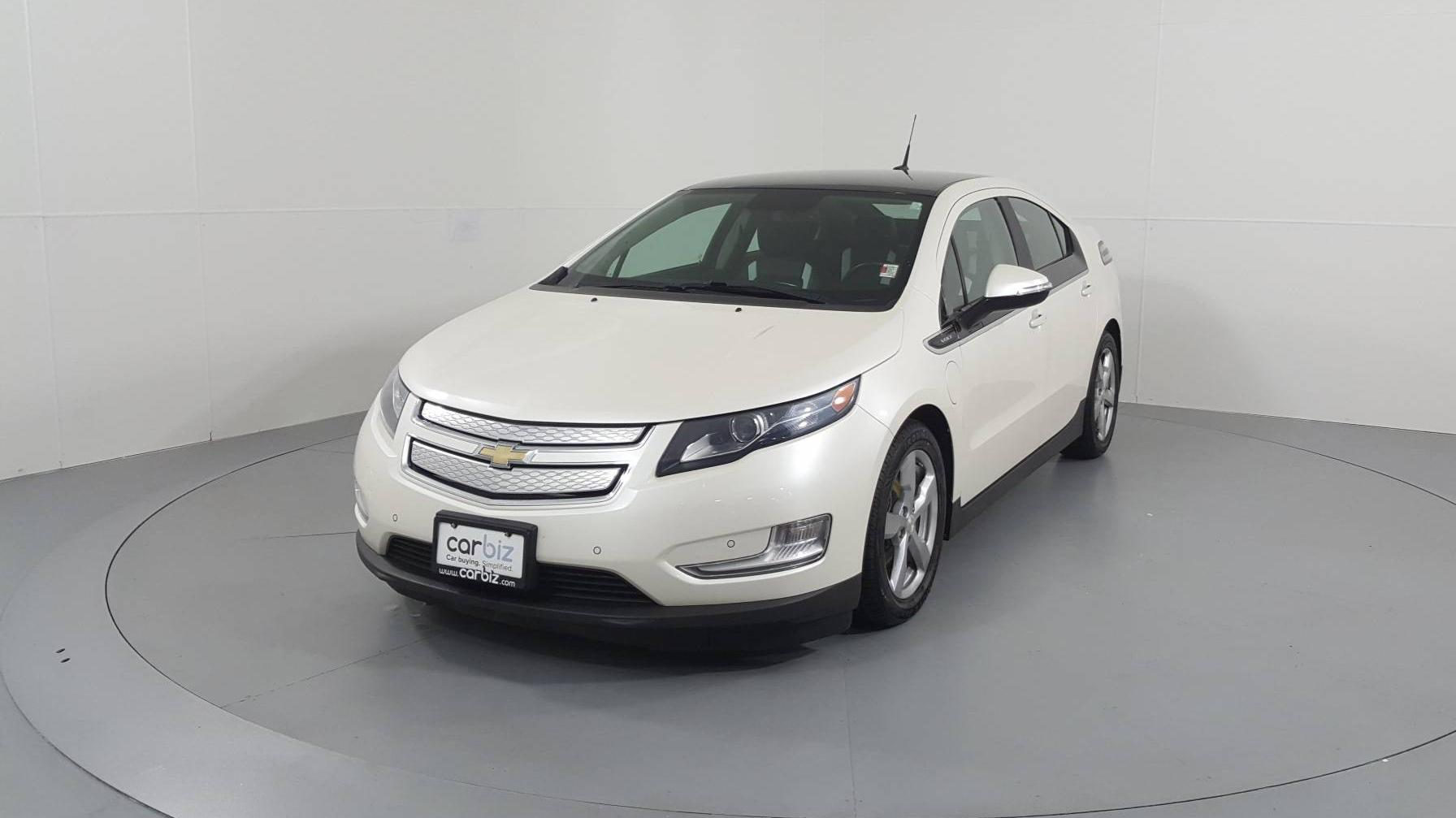 Certified Pre-Owned 2012 Chevrolet Volt