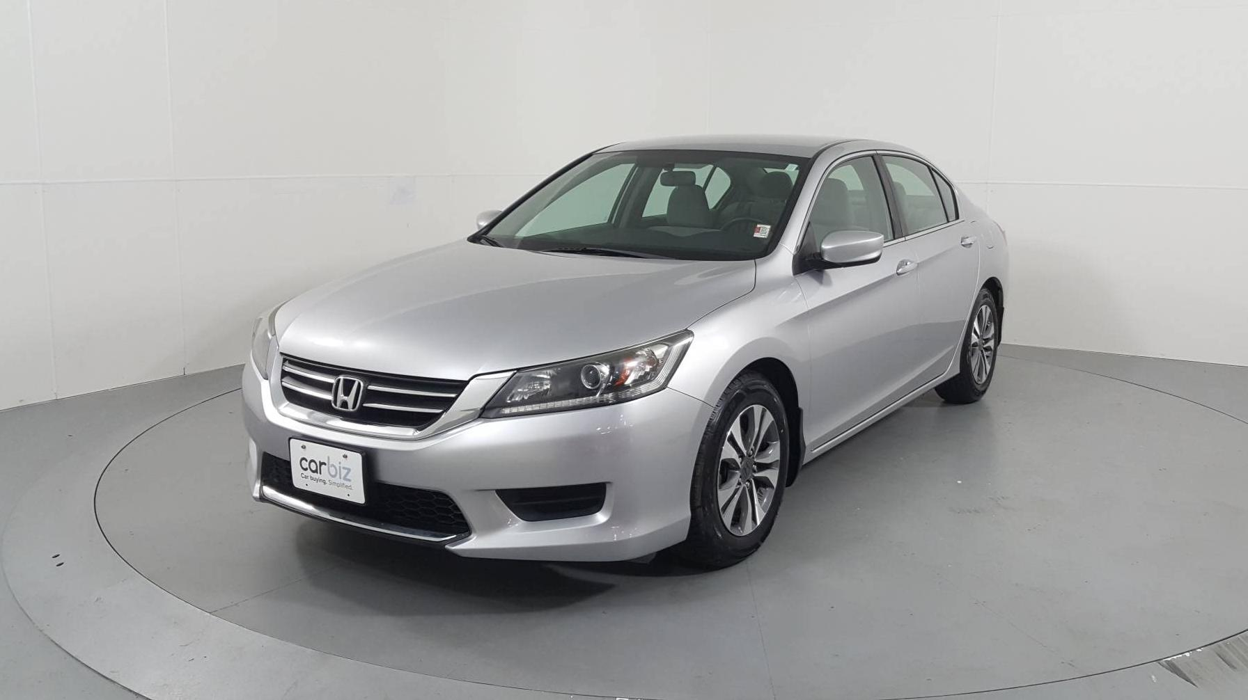 Certified Pre-Owned 2013 Honda Accord Sdn LX