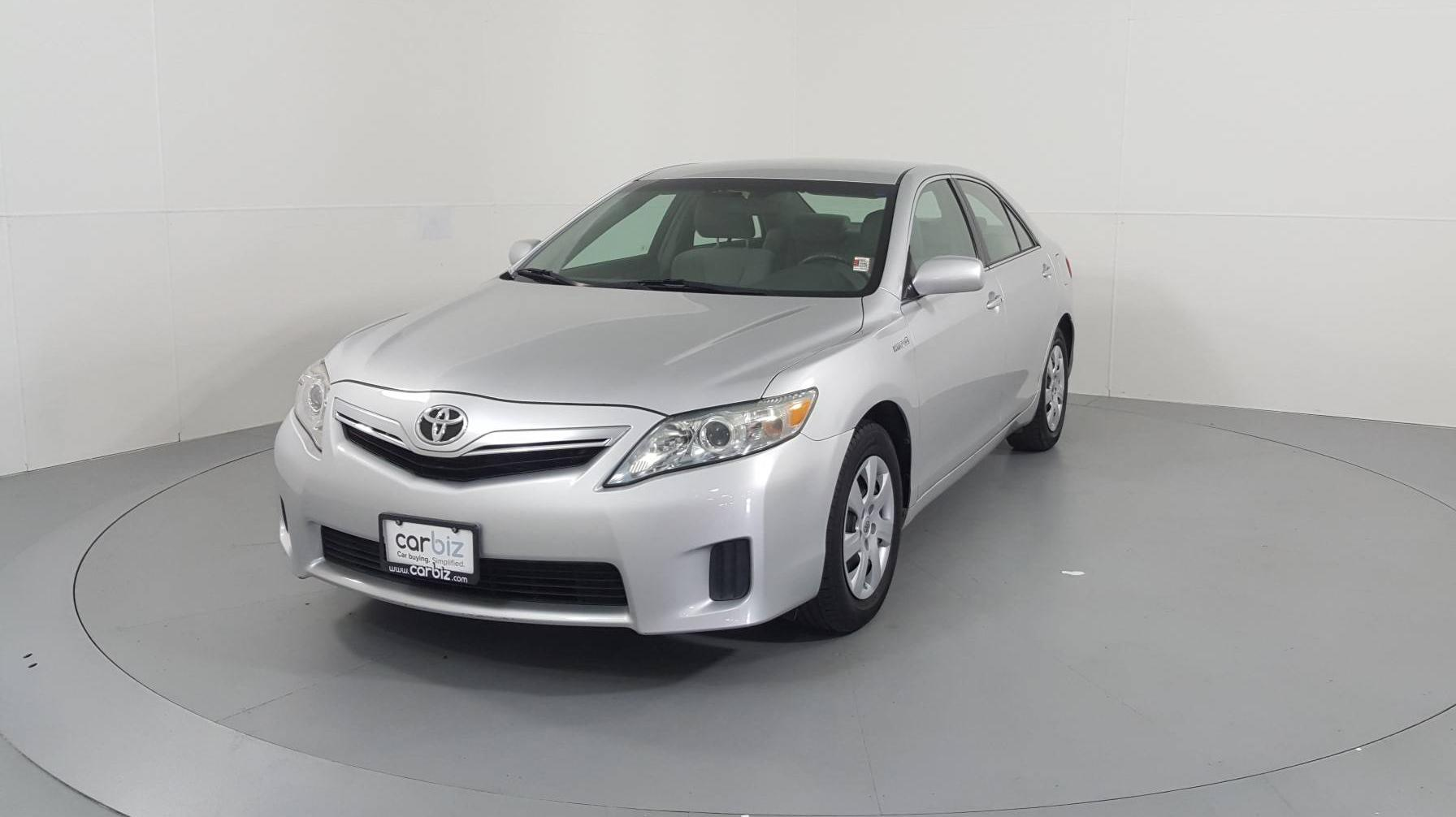 Pre-Owned 2010 Toyota Camry Hybrid