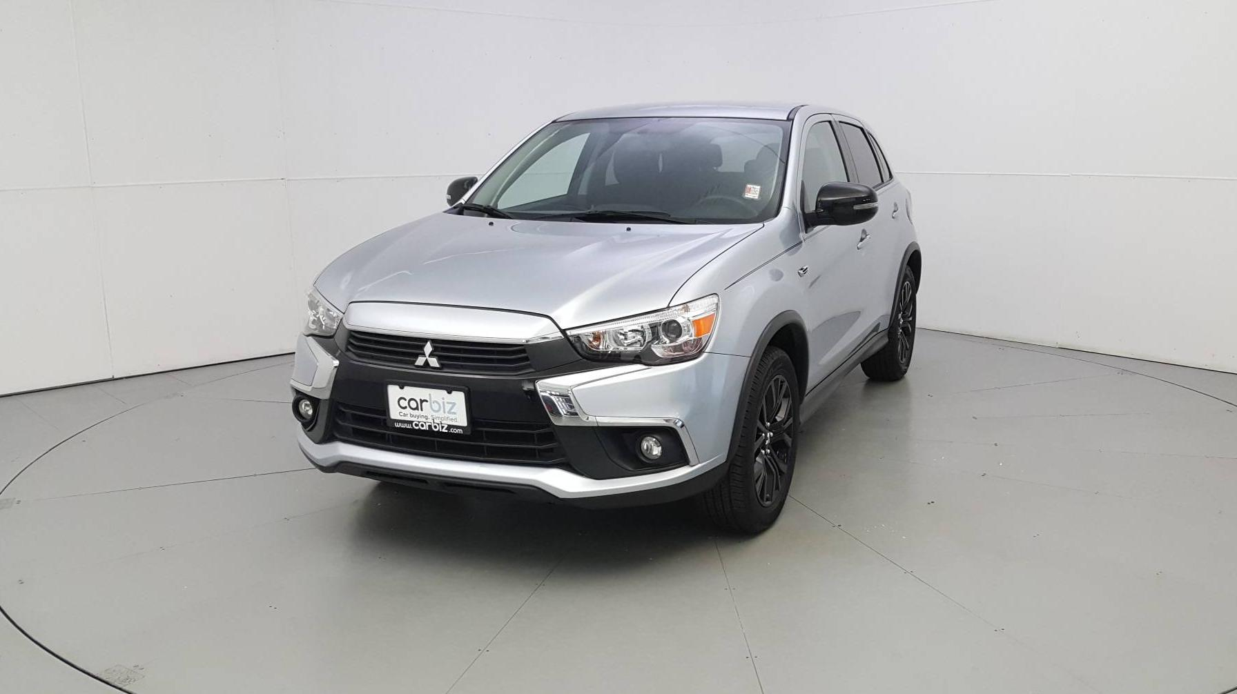 Certified Pre-Owned 2017 Mitsubishi Outlander Sport LE 2.0