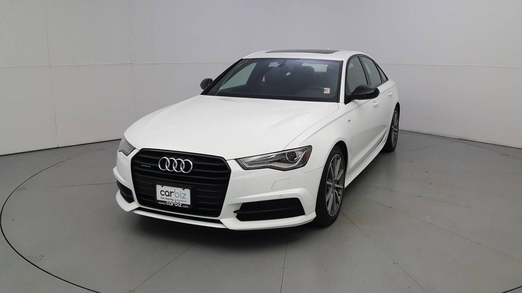 Certified Pre-Owned 2018 Audi A6 Sport