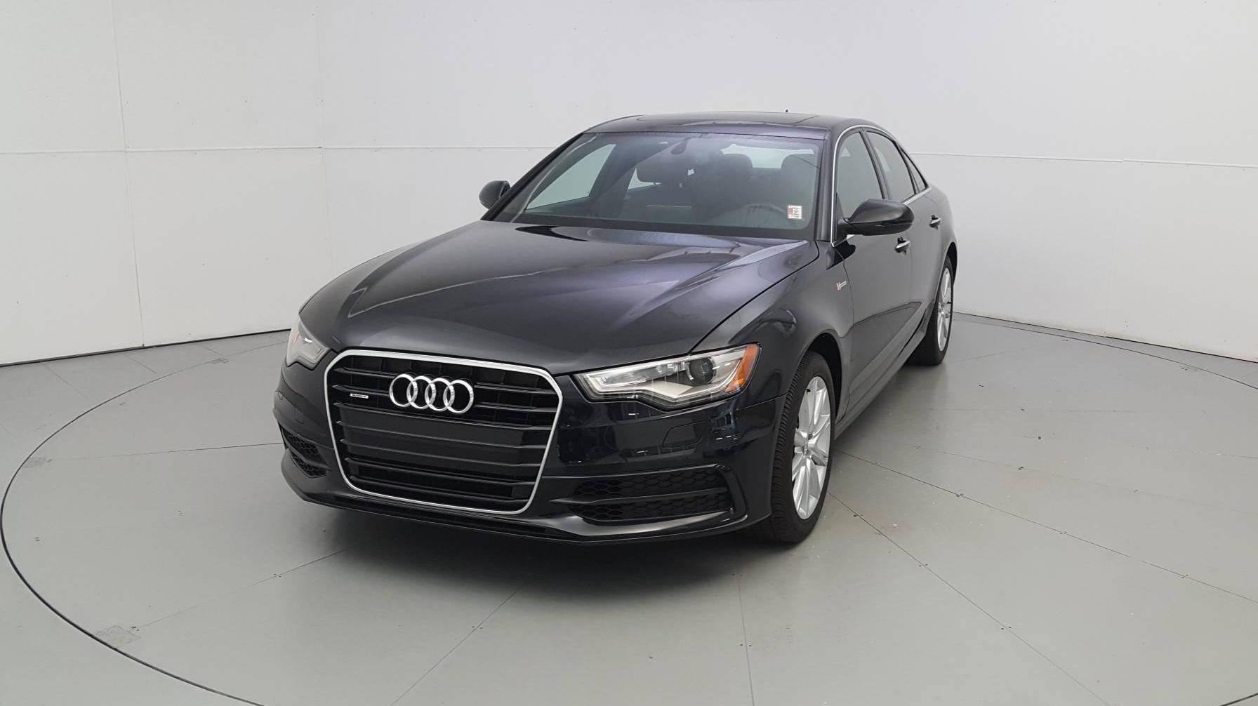 Certified Pre-Owned 2015 Audi A6 3.0T Premium Plus