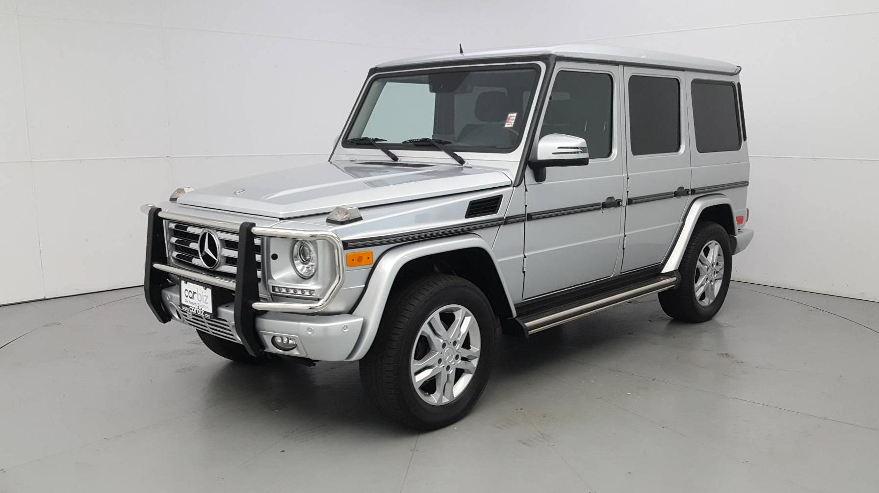 Pre-Owned 2014 Mercedes-Benz G 550 G 550