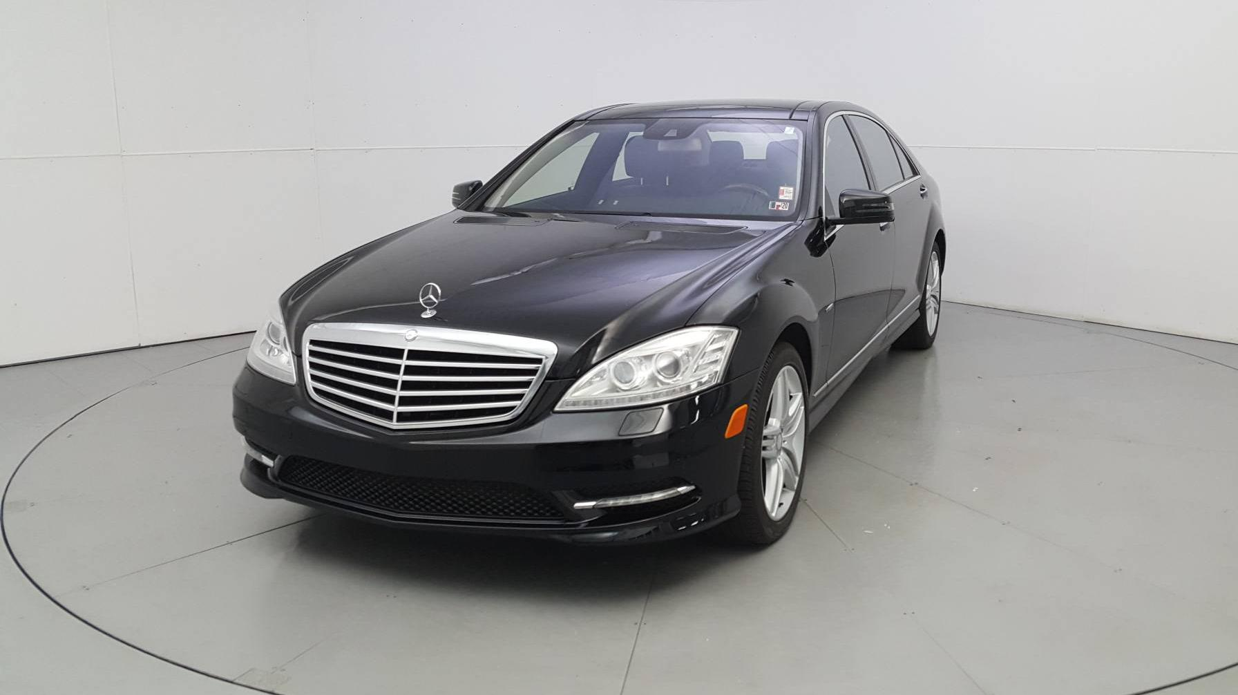 Pre-Owned 2012 Mercedes-Benz S 550 S 550