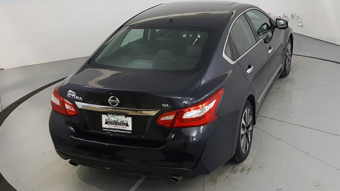 2016 Nissan Altima 4dr Car