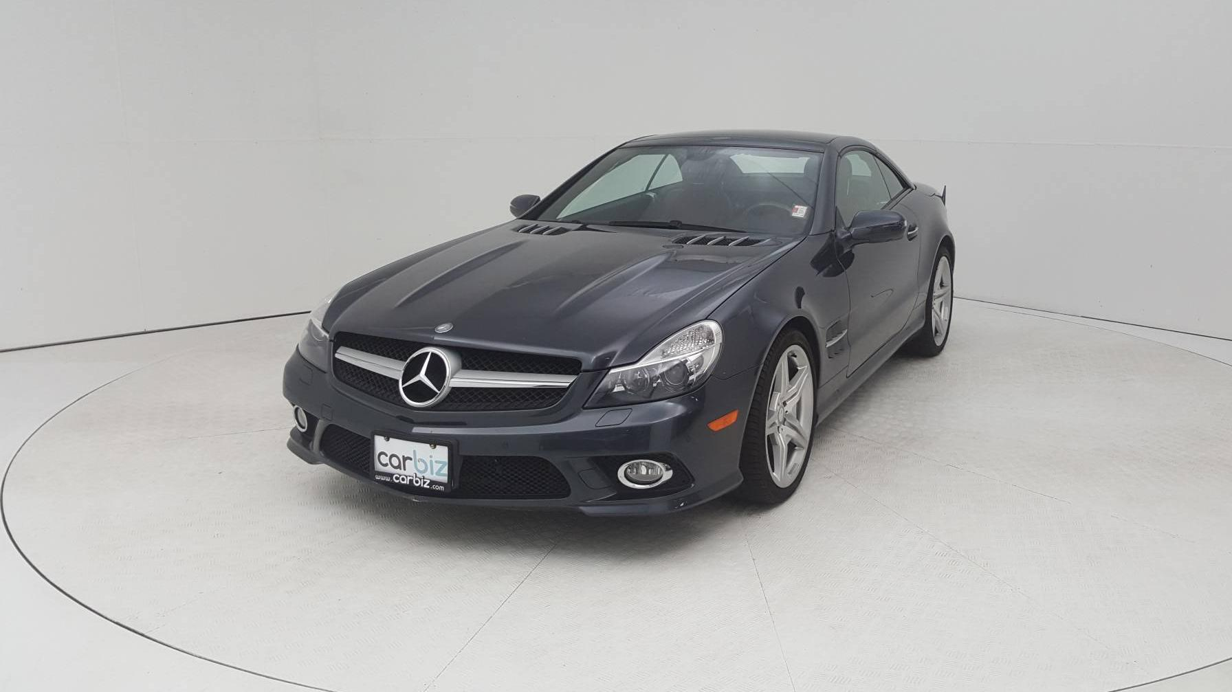 2011 Mercedes-Benz SL 550 SL 550